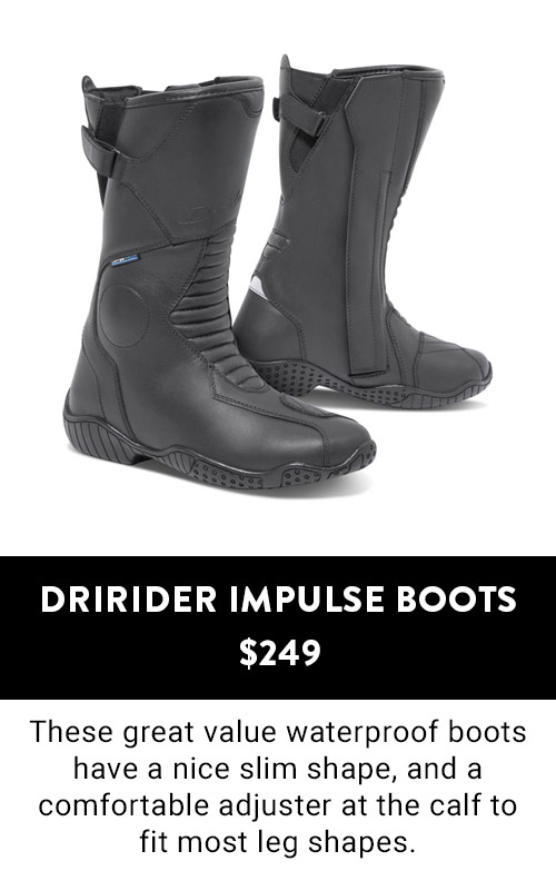 Dririder Impulse Boots