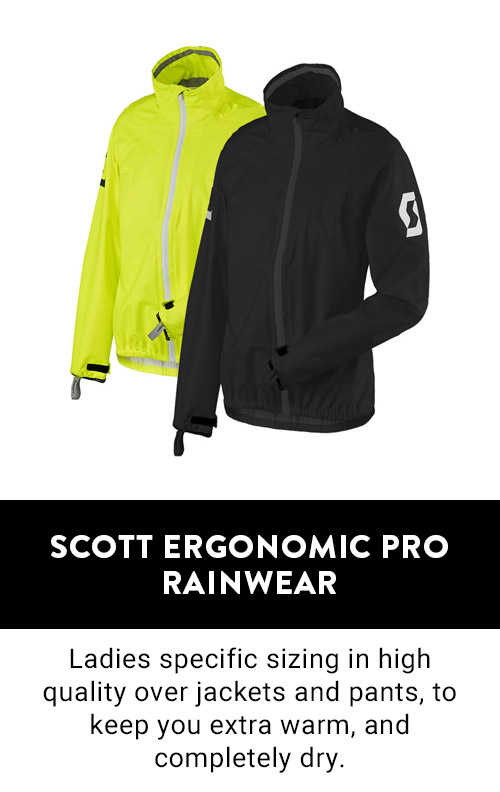 Scott Ergonomic Pro DP Ladies Rainwear