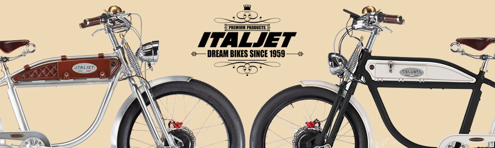 Italjet Ascot Electric Bicycles