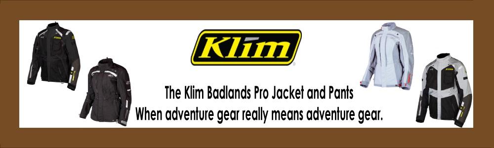 klim adventure gear