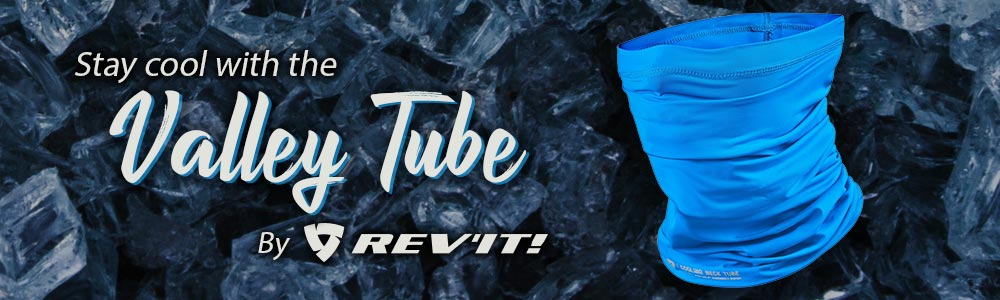Stay cool with the REV'IT! Valley Tube