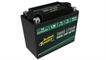 Deltran Smart BMS Lithium Battery, 12V 6.1AH, 360CCA-accessories and tools-Motomail - New Zealands Motorcycle Superstore