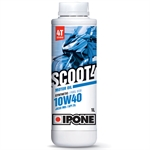 IPONE Scoot 4 4T Engine Oil - 10W40 - 1 Litre-accessories and tools-Motomail - New Zealands Motorcycle Superstore