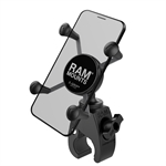 RAM X-Grip Phone Mount with RAM Snap-Link Tough-Claw-phone holders-Motomail - New Zealands Motorcycle Superstore
