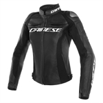 Dainese Racing 3 Ladies Jacket-ladies road gear-Motomail - New Zealands Motorcycle Superstore