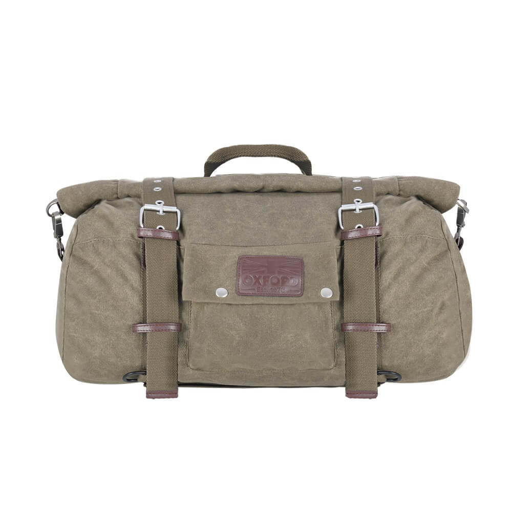 Oxford Heritage Roll Bag 30l Luggage Soft Motomail