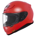 Shoei NXR Solid Colour Helmet-full face-Motomail - New Zealands Motorcycle Superstore
