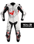 PSI Grid Race Suit - Tech-Air Race Compatible-mens road gear-Motomail - New Zealands Motorcycle Superstore