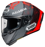 Shoei X-Spririt 3 MM93 Black Concept 2.0 Helmet-latest arrivals-Motomail - New Zealands Motorcycle Superstore