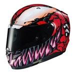 HJC RPHA 11 Marvel Carnage Helmet-helmets-Motomail - New Zealands Motorcycle Superstore