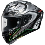 Shoei X-Spirit 3 Aerodyne Helmet-race-Motomail - New Zealands Motorcycle Superstore
