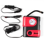 Whites 12V Portable Tyre Pump (0-100psi)-accessories and tools-Motomail - New Zealands Motorcycle Superstore
