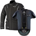 Alpinestars Big Sur Jacket & Tech-Air Vest Combo - M-mens road gear-Motomail - New Zealands Motorcycle Superstore