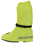 Spidi Boot Cover Hi-Vis-mens road gear-Motomail - New Zealands Motorcycle Superstore