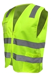 Rjays High Vis Vest-high visibility-Motomail - New Zealands Motorcycle Superstore
