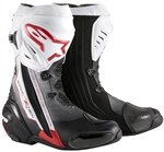 Alpinestars Supertech R Boots-mens road gear-Motomail - New Zealands Motorcycle Superstore