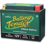 Deltran Lithium Battery 16-18A 300CCA-accessories and tools-Motomail - New Zealands Motorcycle Superstore