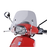 Vespa Sprint Clear Flyscreen-vespa sprint-Motomail - New Zealands Motorcycle Superstore