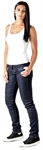 Draggin Twista Ladies Jeans-ladies road gear-Motomail - New Zealands Motorcycle Superstore