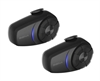 Sena 10S Bluetooth Intercom - Dual Pack-electronics & mounts-Motomail - New Zealands Motorcycle Superstore