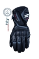 Five HG1 Heated Gloves-mens road gear-Motomail - New Zealands Motorcycle Superstore