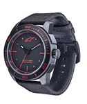 Alpinestars Tech Watch 3H Black/Red w/ Nylon Strap-latest arrivals-Motomail - New Zealands Motorcycle Superstore