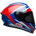 Bell Star MIPS Torsion Red/Blue Helmet-latest arrivals-Motomail - New Zealands Motorcycle Superstore