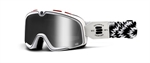 100% Barstow Death Spray Goggles-latest arrivals-Motomail - New Zealands Motorcycle Superstore
