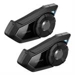 Sena 30K Bluetooth Headset Dual Pack-intercoms & gps-Motomail - New Zealands Motorcycle Superstore