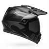 Bell MX-9 Adventure MIPS Blackout Helmet-helmets-Motomail - New Zealands Motorcycle Superstore