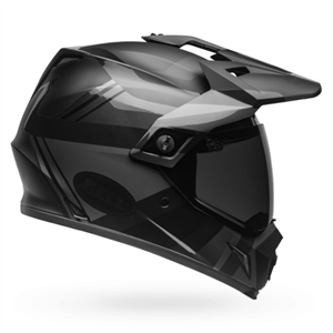 Bell MX-9 Adventure MIPS Blackout Helmet