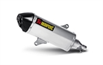 Akrapovic Slip On Exhaust for Piaggio Beverly 350-piaggio beverly 350-Motomail - New Zealands Motorcycle Superstore